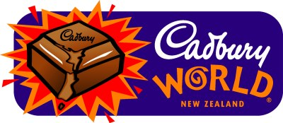 CadburyWorld, Cadburyland, Dunedin accommodation, bed & breakfast